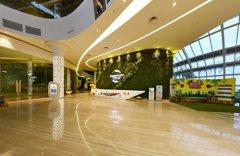 海之贝销售中心实景图