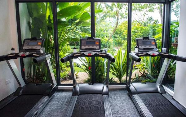 森林城市室内健身中心