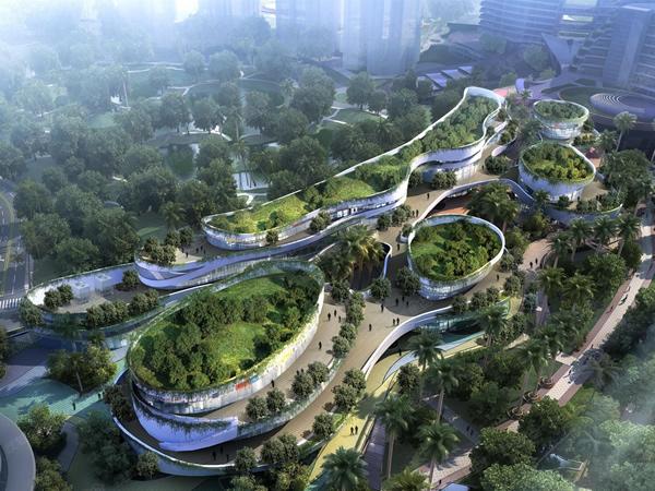 1、碧桂园森林城市在哪里?碧桂园地理位置分享:    从图中可知,碧桂园森林城市位于马来西亚,距离新加坡距离约为2公里,距离新马海关大桥约为1公里。   2、碧桂园森林城市的早晨    海边的早上都很美,现在看看碧桂园森林城市的早上,是不是觉得更美呢?鲜花,草坪,椰子树,再配上这海景,美的不要不要的。我想海子追求的面朝大海,穿暖花开,也不过如此吧。   3、碧桂园森林城市标志建筑海之贝    4、为什么叫森林城市呢?    碧桂园集团打造的项目何其多也,为啥单单马来西亚的这个项目叫做森林城市呢?相信大家