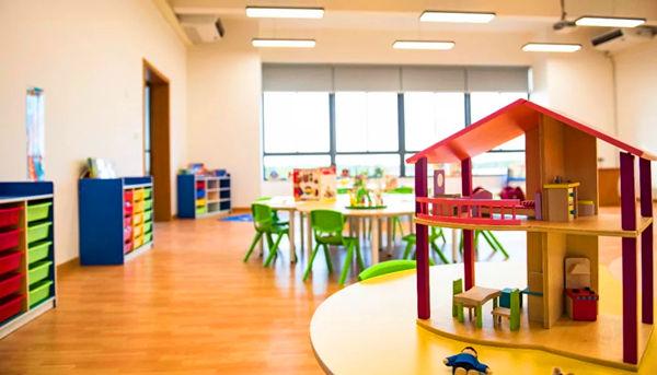 学校为孩子建设了体验教室