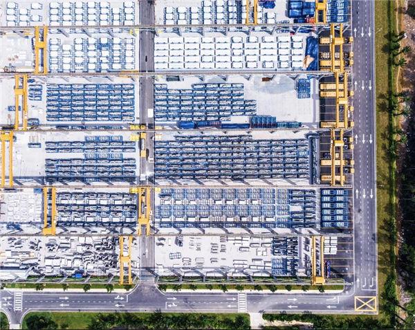 一期现代化预制工厂